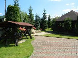 Pensiunea Madalina, Гостевые дома  Путна - big - 11