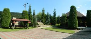 Pensiunea Madalina, Гостевые дома  Путна - big - 41