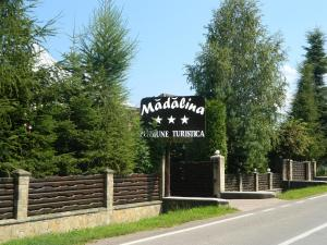 Pensiunea Madalina, Гостевые дома  Путна - big - 29