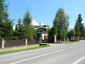 Pensiunea Madalina, Гостевые дома  Путна - big - 46