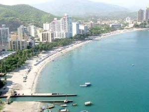 Rodadero Turismo, Ferienwohnungen  Puerto de Gaira - big - 2