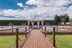 Best Western Rockingham Forest Hotel, Отели  Корби - big - 46
