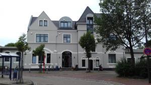 Hotel Wildeshauser Bahnhof, Отели  Вильдесхаузен - big - 14