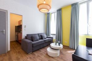 Florella Clemenceau Apartment, Ferienwohnungen  Cannes - big - 13