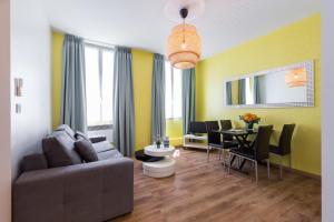 Florella Clemenceau Apartment, Ferienwohnungen  Cannes - big - 51