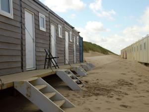 Holiday home Slapen op het Strand, Nyaralók  Castricum aan Zee - big - 15