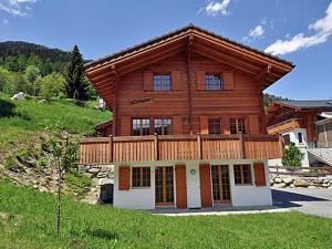 Aussicht, Alpesi faházak  Fiesch - big - 28