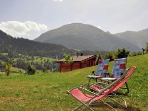 Aussicht, Alpesi faházak  Fiesch - big - 27