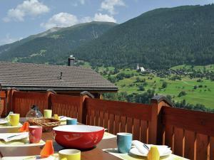 Aussicht, Alpesi faházak  Fiesch - big - 26