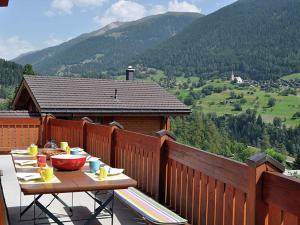 Aussicht, Alpesi faházak  Fiesch - big - 25