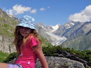 Aussicht, Alpesi faházak  Fiesch - big - 4