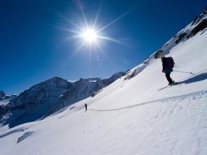 Aussicht, Alpesi faházak  Fiesch - big - 2