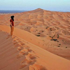 Riad Desert Camel, Hotels  Merzouga - big - 98