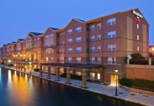 Residence Inn Indianapolis Downtown on the Canal, Hotels  Indianapolis - big - 1