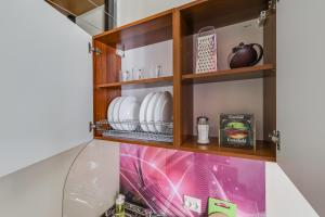 Apart-hotel Genius, Aparthotels  Saint Petersburg - big - 132