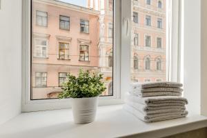Apart-hotel Genius, Aparthotels  Saint Petersburg - big - 140