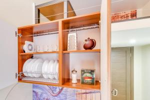 Apart-hotel Genius, Aparthotels  Saint Petersburg - big - 154