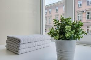 Apart-hotel Genius, Aparthotels  Saint Petersburg - big - 185