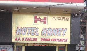 Hotel Honey, Hotels  Raipur - big - 6