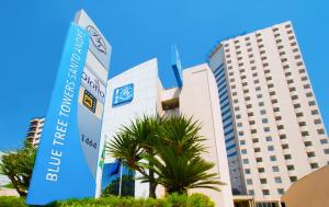 Nearby hotel : Blue Tree Towers Santo André