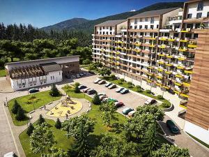 Maison Turquoise, Ferienwohnungen  Sinaia - big - 8