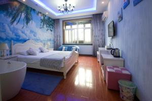 Wuzhen Mijiangnan Boutique Inn, Проживание в семье  Wujiaqiao - big - 49