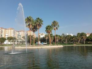 (M.M.AYA33) Apartamento Maria Zambrano, Apartmanok  Málaga - big - 5