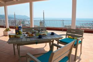 Domina Fluctuum - Penthouse in Salerno Amalfi Coast, Appartamenti  Salerno - big - 10