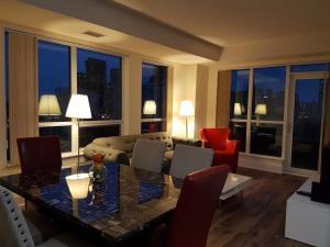 Kashaneh at Harrison Garden, Appartamenti  Toronto - big - 17