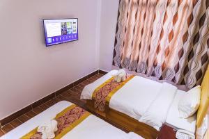 Macro Hotel, Szállodák  Phnompen - big - 10