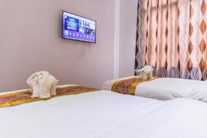 Macro Hotel, Szállodák  Phnompen - big - 11