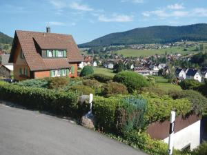 One-Bedroom Apartment with Mountain View in Baiersbronn/Mitteltal, Apartmány  Baiersbronn - big - 18