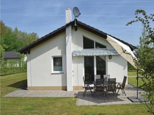 Holiday Home Gerolstein/Hinterhaus. with a Fireplace 01