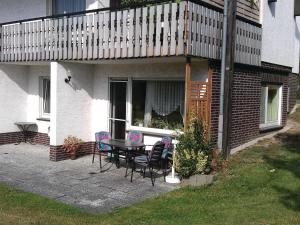 Three-Bedroom Apartment in Breuna