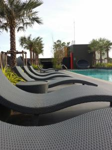 The Chezz by Patsamon, Ferienwohnungen  Pattaya - big - 30