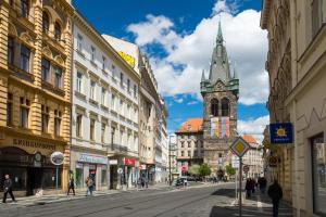 EMPIRENT Mucha Apartments, Appartamenti  Praga - big - 92