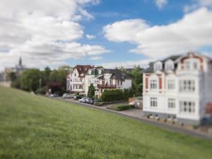 Hotel Villa Caldera, Affittacamere  Cuxhaven - big - 45