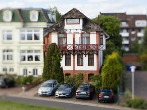 Hotel Villa Caldera, Affittacamere  Cuxhaven - big - 44