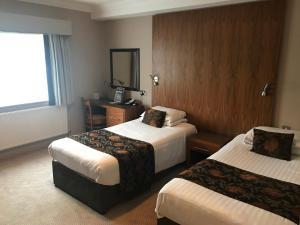 Best Western Rockingham Forest Hotel, Отели  Корби - big - 25