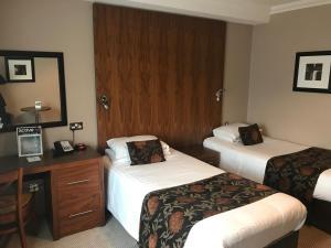 Best Western Rockingham Forest Hotel, Отели  Корби - big - 26
