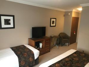 Best Western Rockingham Forest Hotel, Отели  Корби - big - 28
