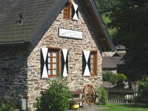 Waldhotel im Wiesengrund, Hotels  Hürtgenwald - big - 22