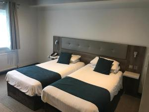 Best Western Rockingham Forest Hotel, Отели  Корби - big - 30