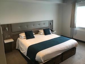 Best Western Rockingham Forest Hotel, Отели  Корби - big - 32