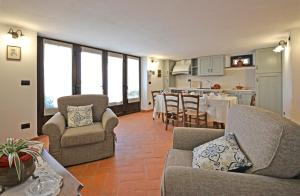 Villa Anita, Дома для отпуска  Кортона - big - 5