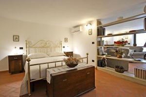 Villa Anita, Дома для отпуска  Кортона - big - 8
