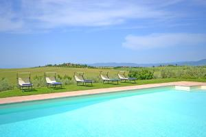 Villa Anita, Дома для отпуска  Кортона - big - 19