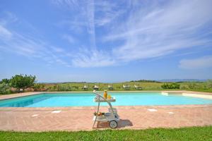 Villa Anita, Дома для отпуска  Кортона - big - 23