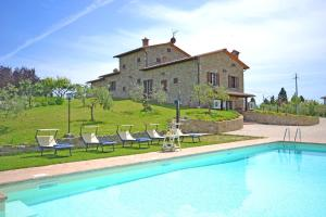 Villa Anita, Prázdninové domy  Cortona - big - 1