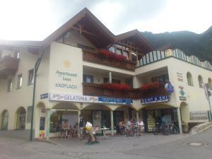 G�ste-und Appartementhaus Knoflach
